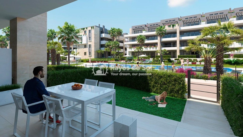 Apartment  in Playa Flamenca, Orihuela Costa, Costa Blanca (flamencav-3d) - 9