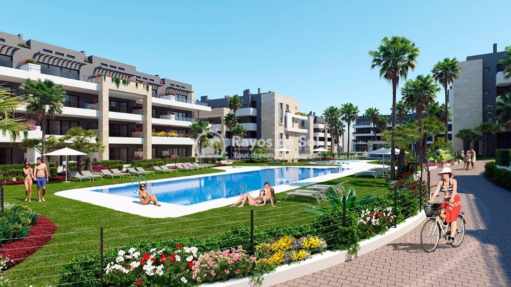Apartment  in Playa Flamenca, Orihuela Costa, Costa Blanca (flamencav-ph-2d) - 4