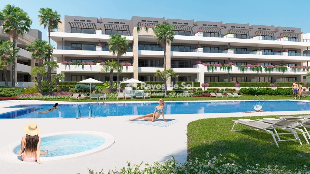 Apartment  in Playa Flamenca, Orihuela Costa, Costa Blanca (flamencav-ph-2d) - 3