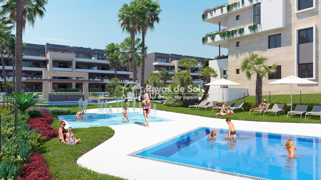 Apartment  in Playa Flamenca, Orihuela Costa, Costa Blanca (flamencav-ph-2d) - 5