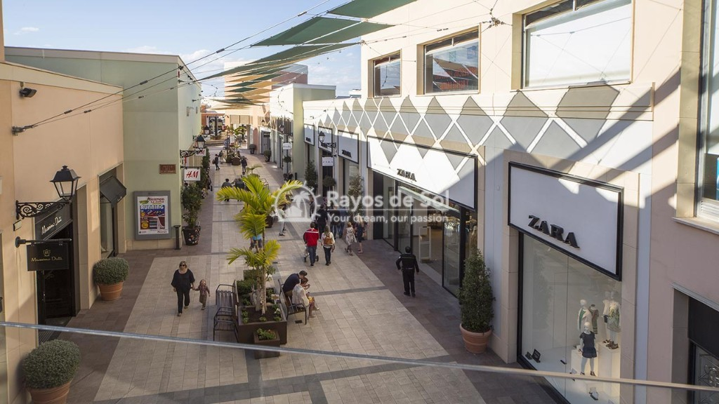 Apartment  in Playa Flamenca, Orihuela Costa, Costa Blanca (flamencav-ph-2d) - 15