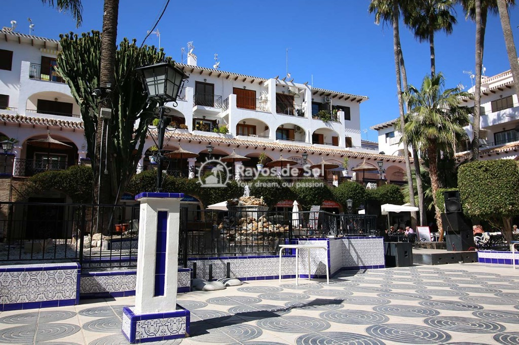 Apartment  in Playa Flamenca, Orihuela Costa, Costa Blanca (flamencav-ph-2d) - 17