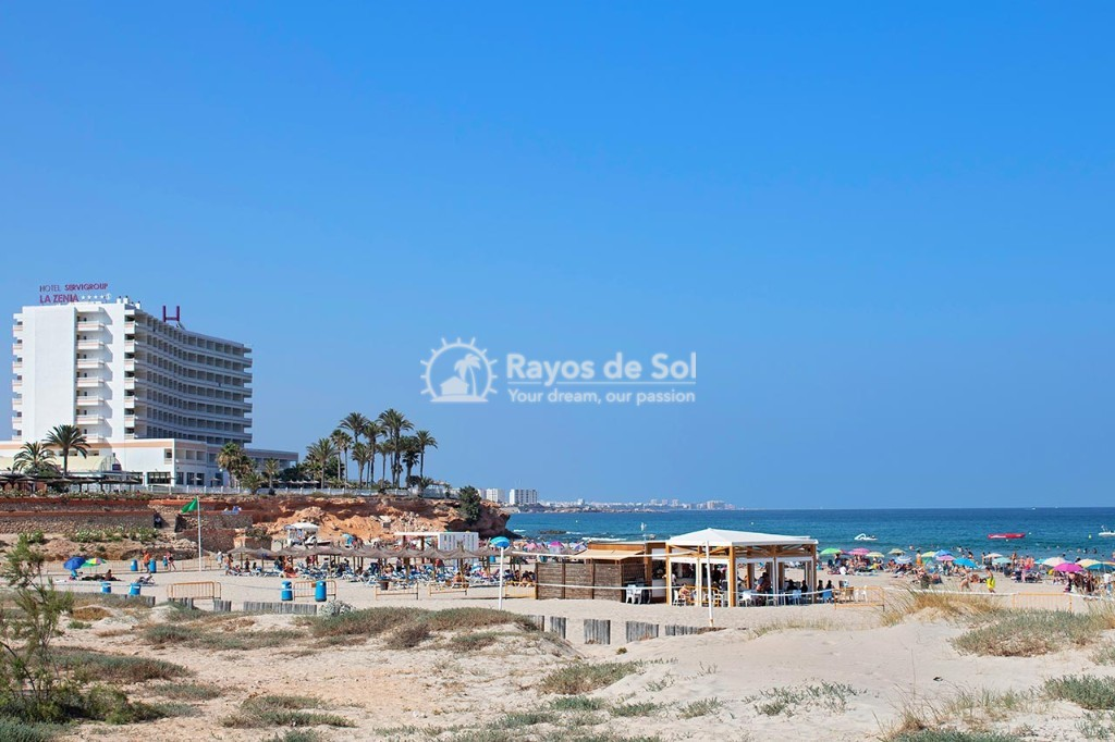 Apartment  in Playa Flamenca, Orihuela Costa, Costa Blanca (flamencav-ph-2d) - 21