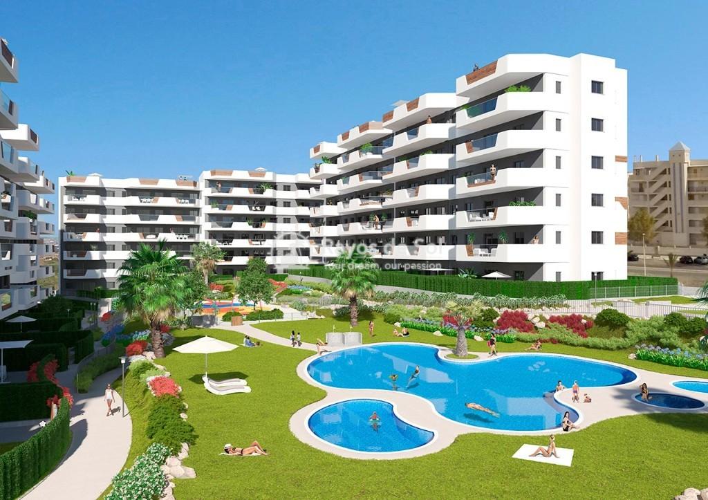 Apartment  in Los Arenales Del Sol, Costa Blanca (arenalesp9-gf-2d) - 1