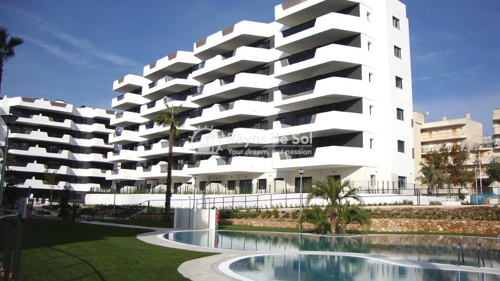 Apartment  in Los Arenales Del Sol, Costa Blanca (arenalesp9-gf-2d) - 2