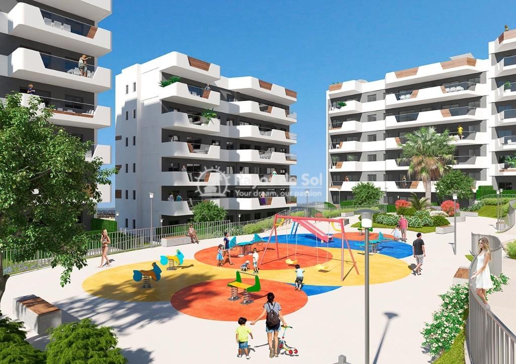 Apartment  in Los Arenales Del Sol, Costa Blanca (arenalesp9-gf-2d) - 4