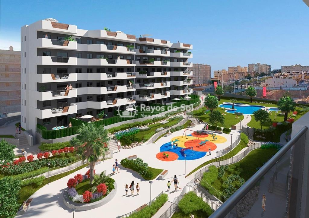 Apartment  in Los Arenales Del Sol, Costa Blanca (arenalesp9-gf-2d) - 7