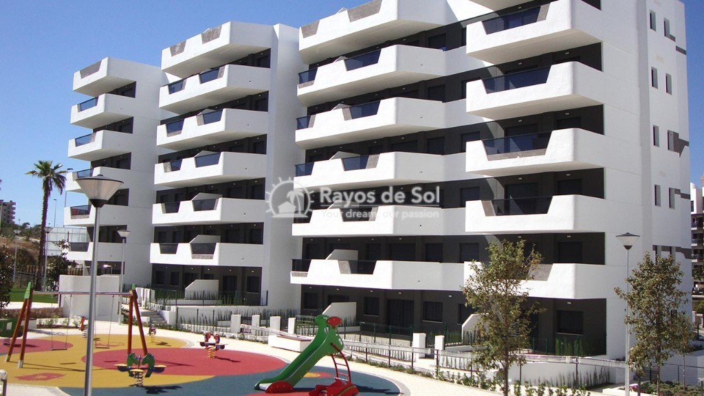 Apartment  in Los Arenales Del Sol, Costa Blanca (arenalesp9-gf-2d) - 10