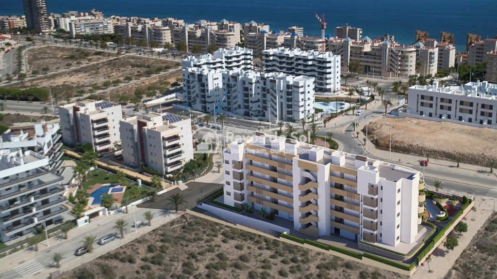 Apartment  in Los Arenales Del Sol, Costa Blanca (arenalesp10-2d) - 2