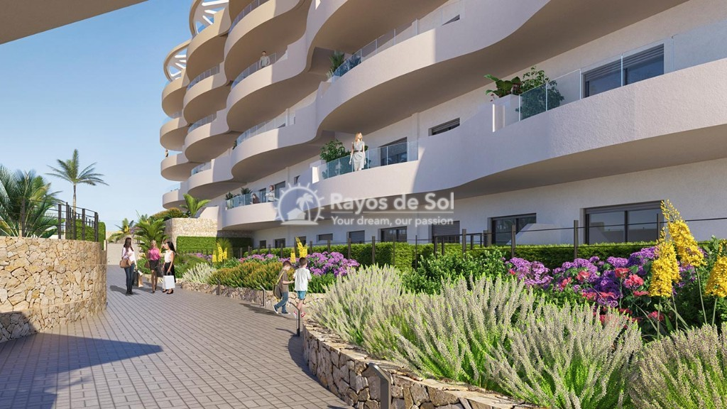 Apartment  in Los Arenales Del Sol, Costa Blanca (arenalesp10-2d) - 8