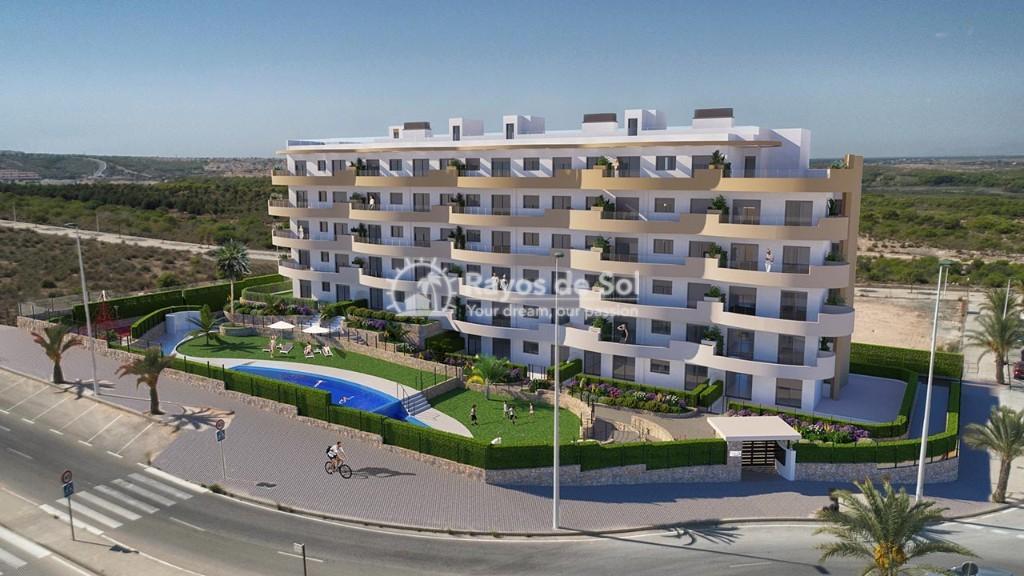 Penthouse  in Los Arenales Del Sol, Costa Blanca (arenalesp10-ph-2d) - 1