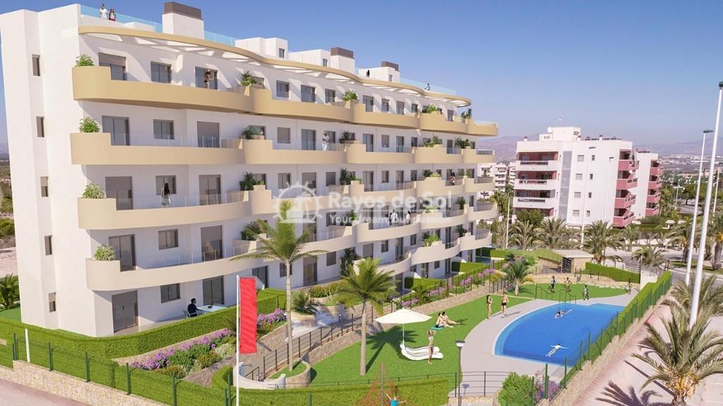 Penthouse  in Los Arenales Del Sol, Costa Blanca (arenalesp10-ph-2d) - 3