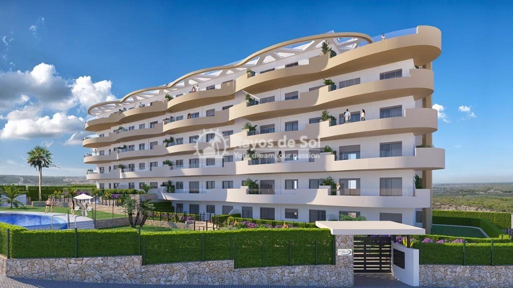 Penthouse  in Los Arenales Del Sol, Costa Blanca (arenalesp10-ph-2d) - 7