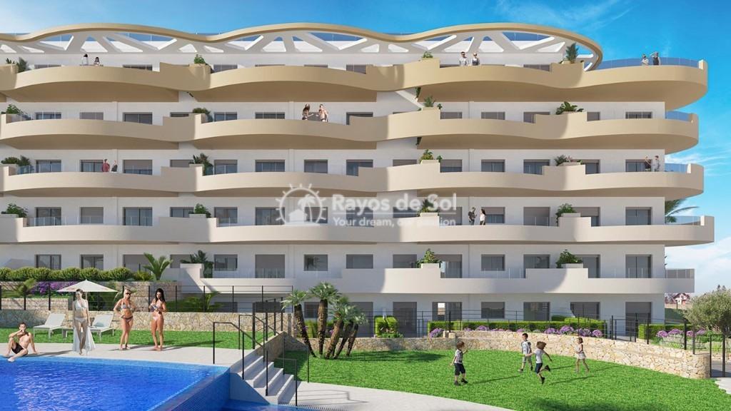 Penthouse  in Los Arenales Del Sol, Costa Blanca (arenalesp10-ph-2d) - 8