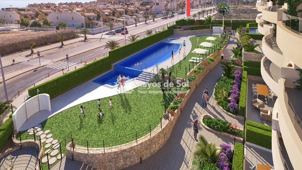 Penthouse  in Los Arenales Del Sol, Costa Blanca (arenalesp10-ph-2d) - 10