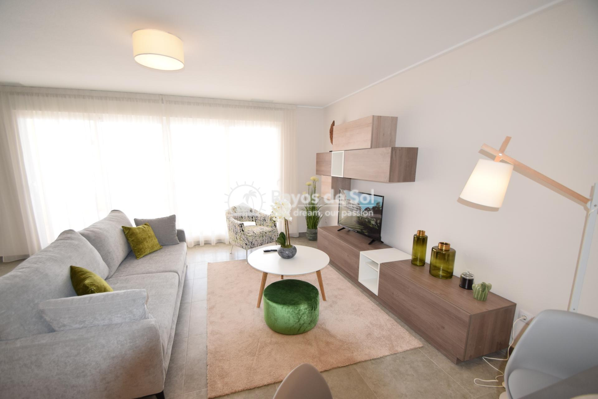 Ground floor apartment  in La Zenia, Orihuela Costa, Costa Blanca (Vista Azul 31 GF3-2) - 6