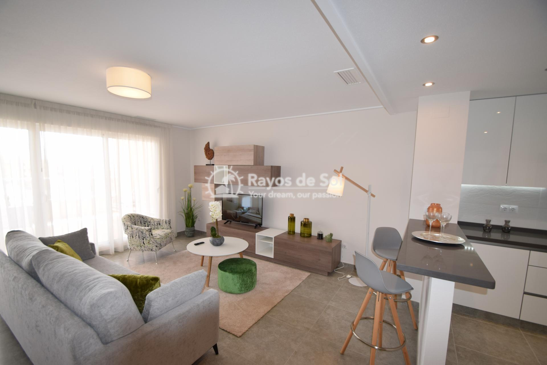 Ground floor apartment  in La Zenia, Orihuela Costa, Costa Blanca (Vista Azul 31 GF3-2) - 9