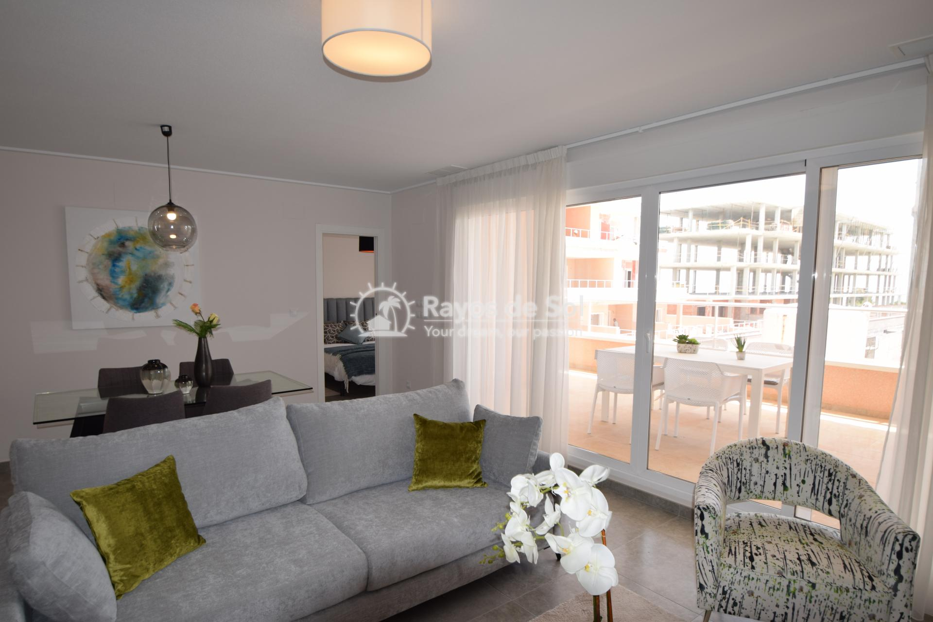 Ground floor apartment  in La Zenia, Orihuela Costa, Costa Blanca (Vista Azul 31 GF3-2) - 7
