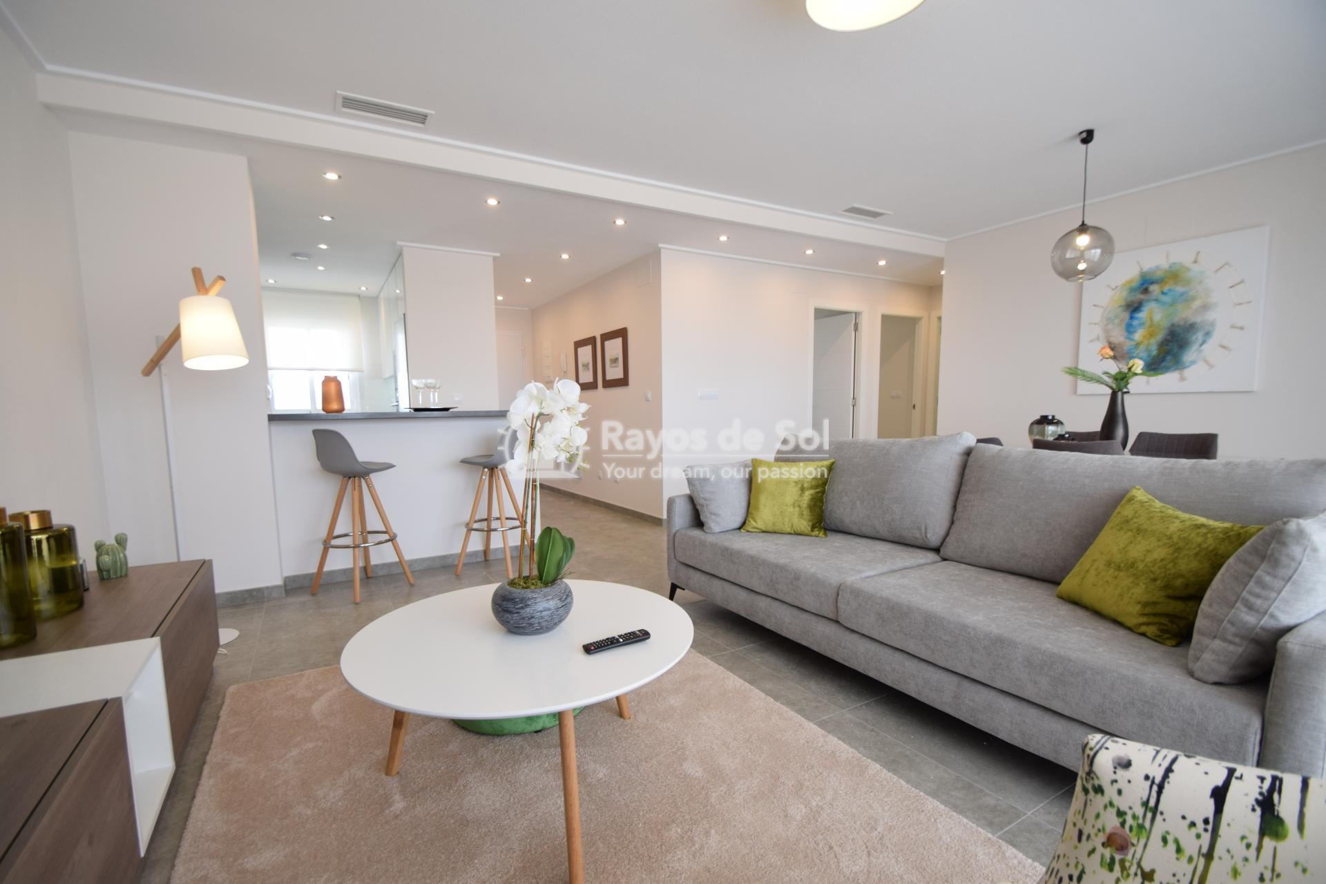 Ground floor apartment  in La Zenia, Orihuela Costa, Costa Blanca (Vista Azul 31 GF3-2) - 3