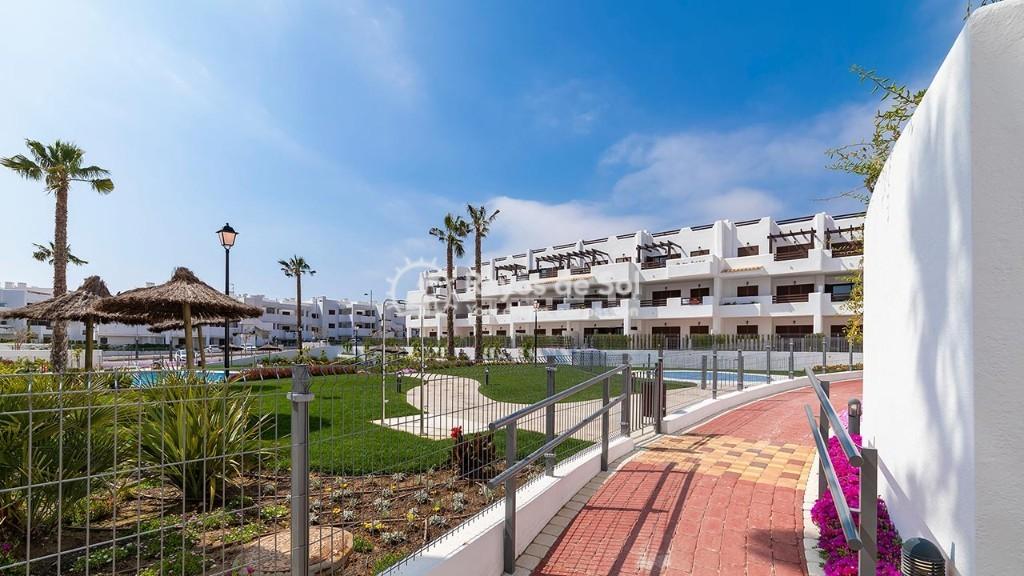 Apartment in San Juan Terreros, San Juan de los Terreros, Costa Almería (marpulpiap-gf-1d) - 2