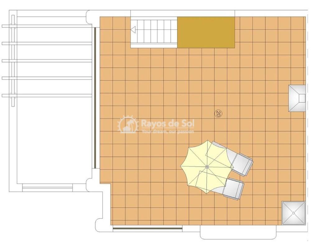 Apartment in San Juan Terreros, San Juan de los Terreros, Costa Almería (marpulpiap-ph-3d) - 13