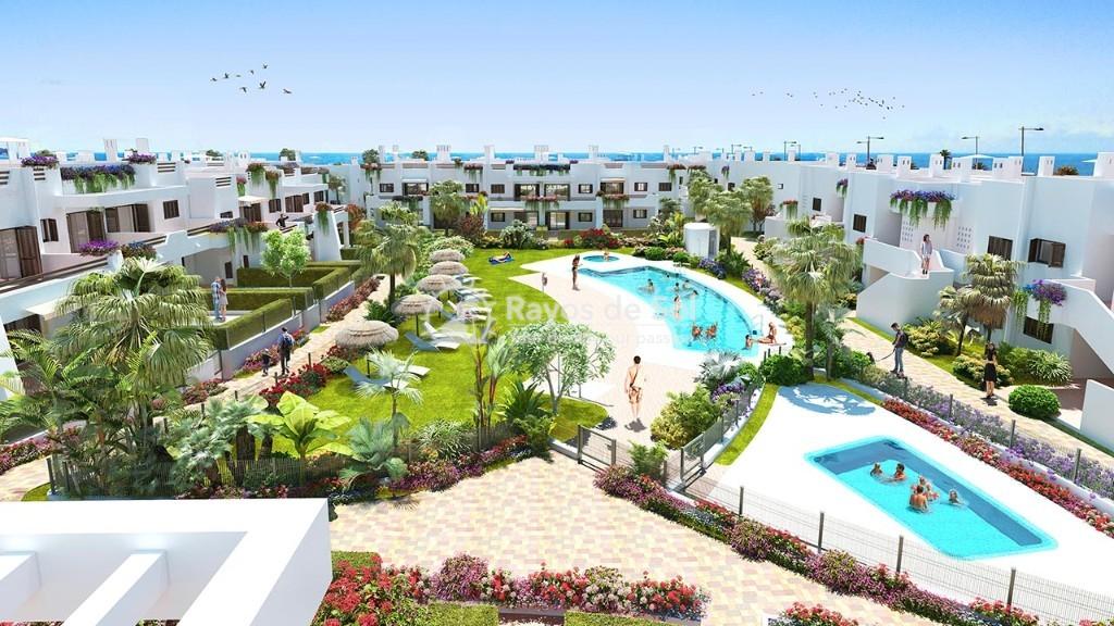 Ground Floor Apartment in San Juan Terreros, San Juan de los Terreros, Costa Almería (marpulpi6-gf-2d) - 5