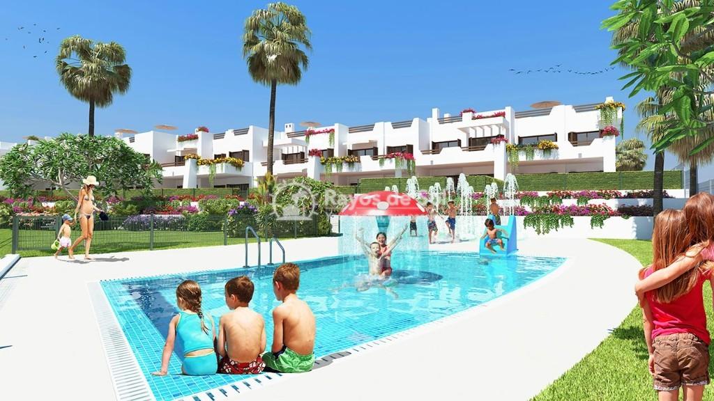 Ground Floor Apartment in San Juan Terreros, San Juan de los Terreros, Costa Almería (marpulpi6-gf-2d) - 4