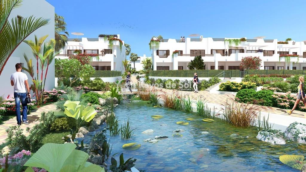 Ground Floor Apartment in San Juan Terreros, San Juan de los Terreros, Costa Almería (marpulpi6-gf-2d) - 8
