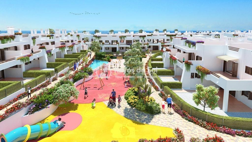 Ground Floor Apartment in San Juan Terreros, San Juan de los Terreros, Costa Almería (marpulpi6-gf-2d) - 10