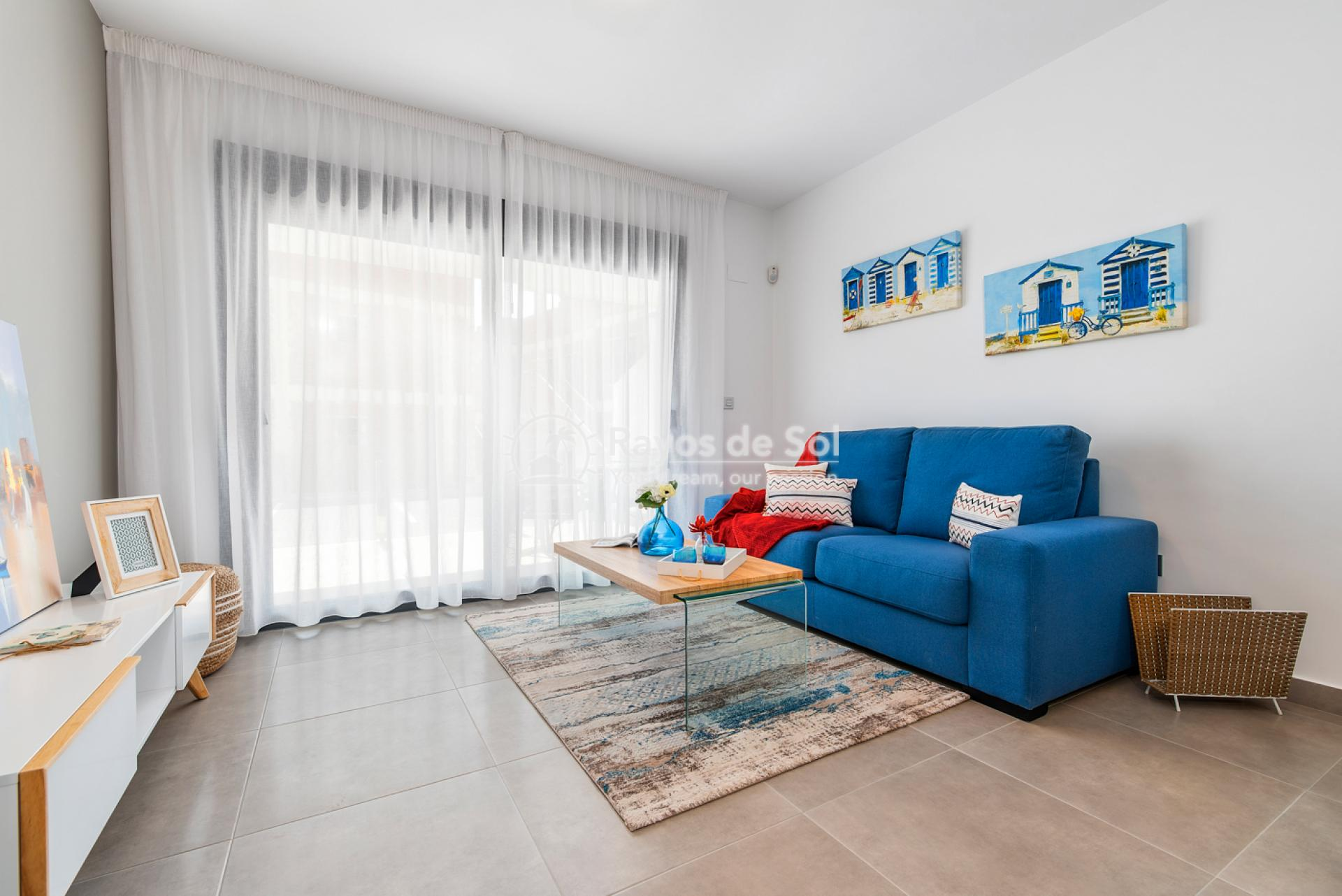 Ground Floor Apartment  in Pilar de la Horadada, Costa Blanca (lamar6-gf) - 2