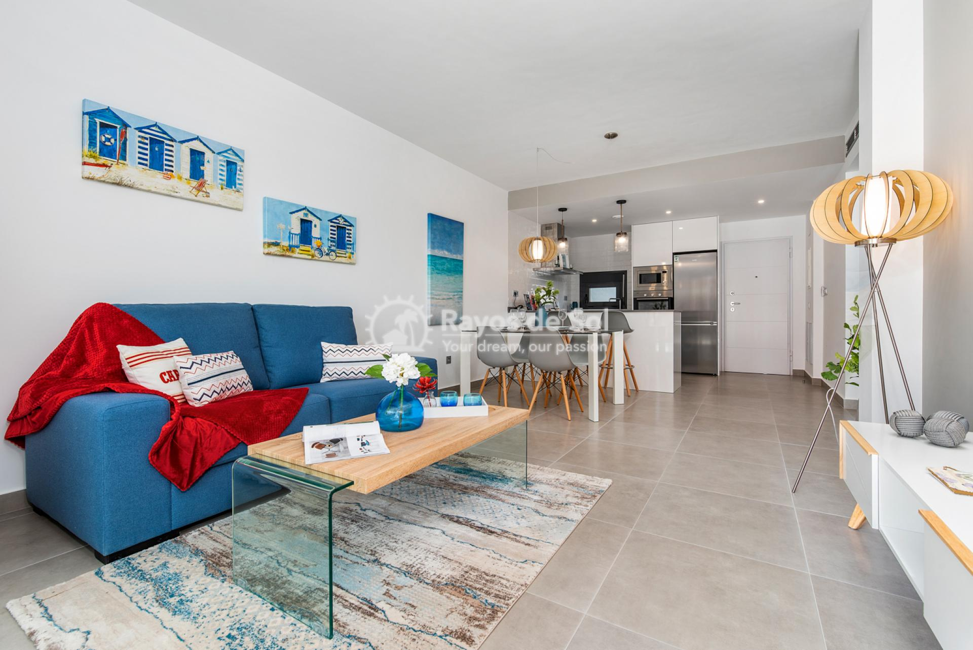 Ground Floor Apartment  in Pilar de la Horadada, Costa Blanca (lamar6-gf) - 3