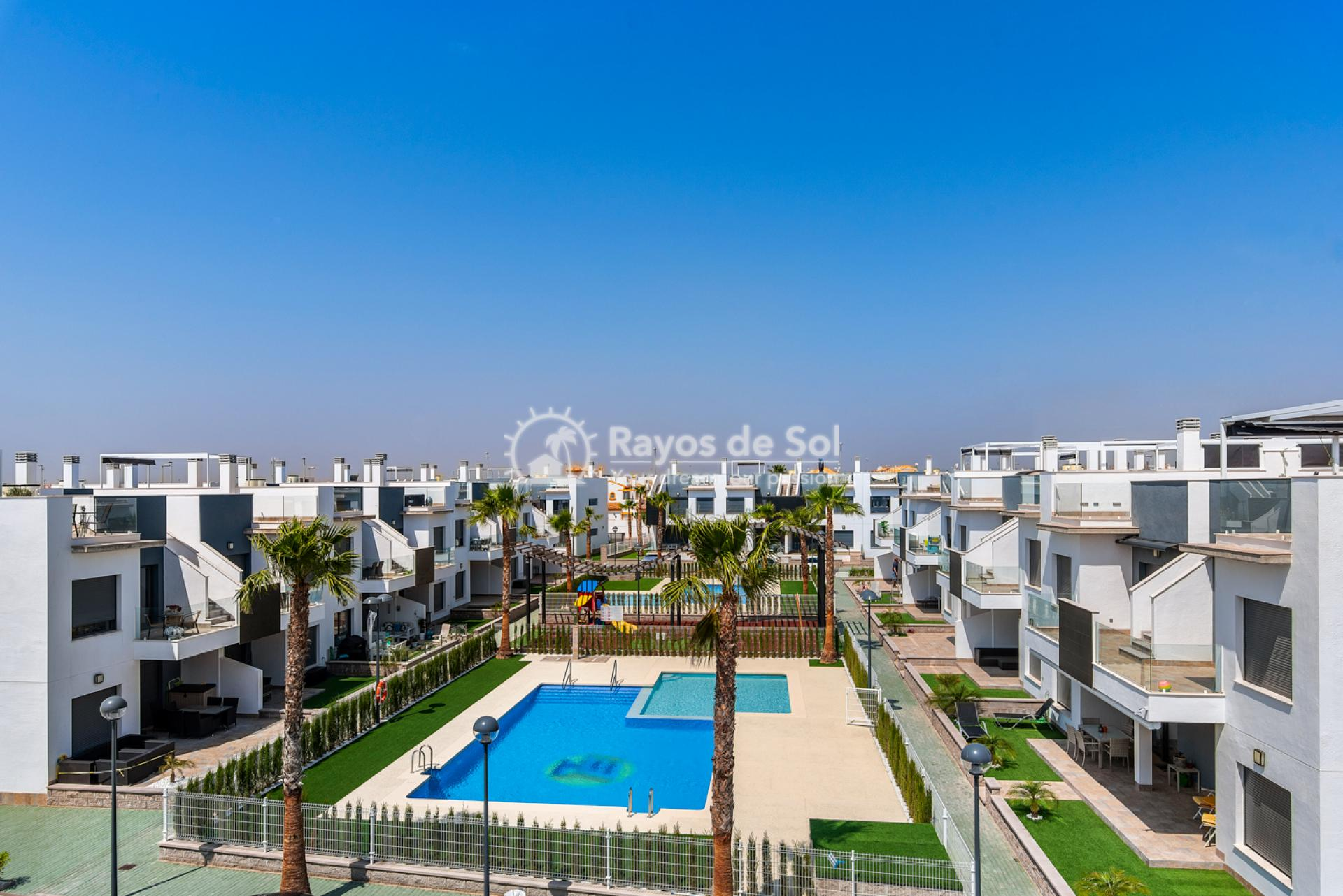 Ground Floor Apartment  in Pilar de la Horadada, Costa Blanca (lamar6-gf) - 15