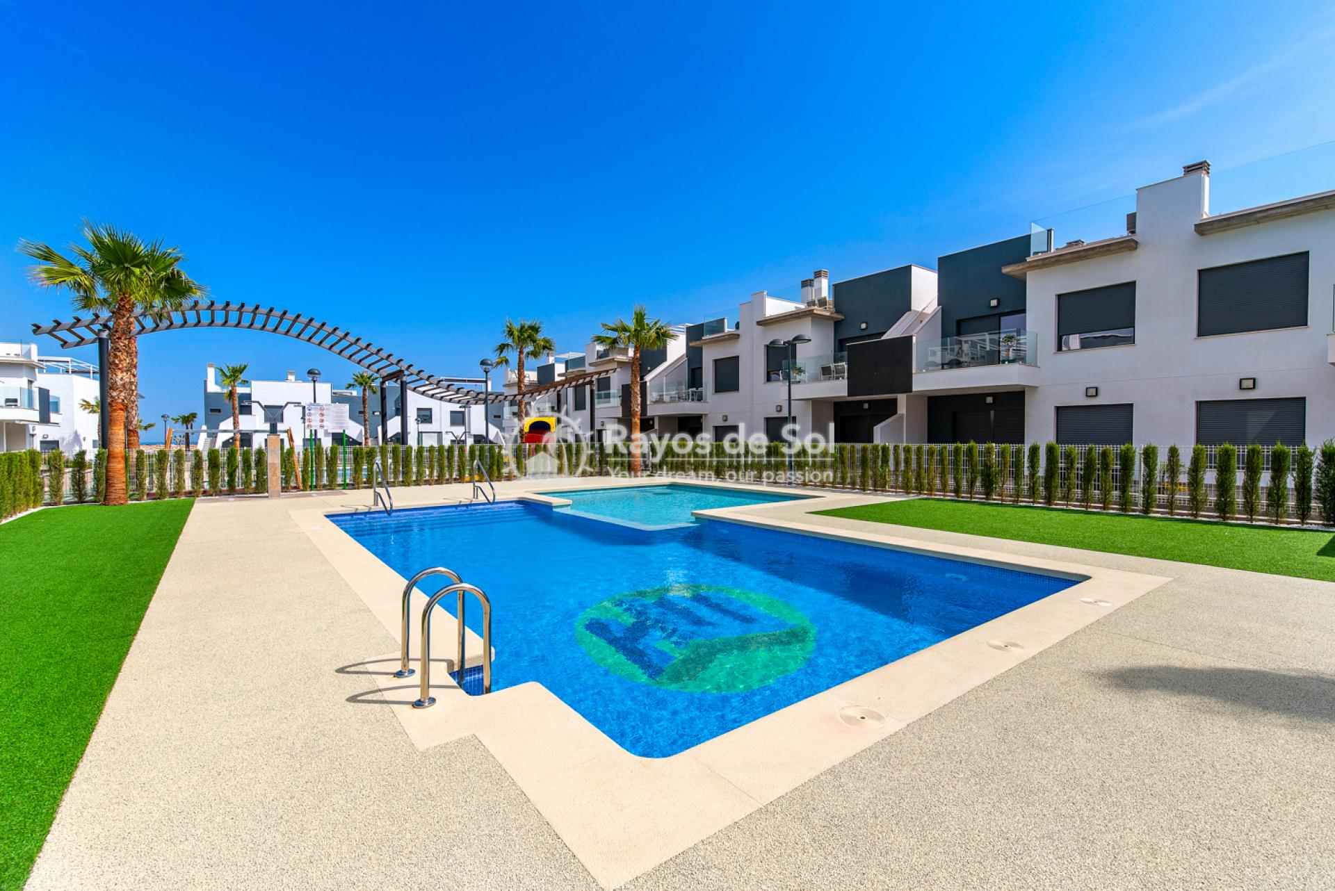 Ground Floor Apartment  in Pilar de la Horadada, Costa Blanca (lamar6-gf) - 18