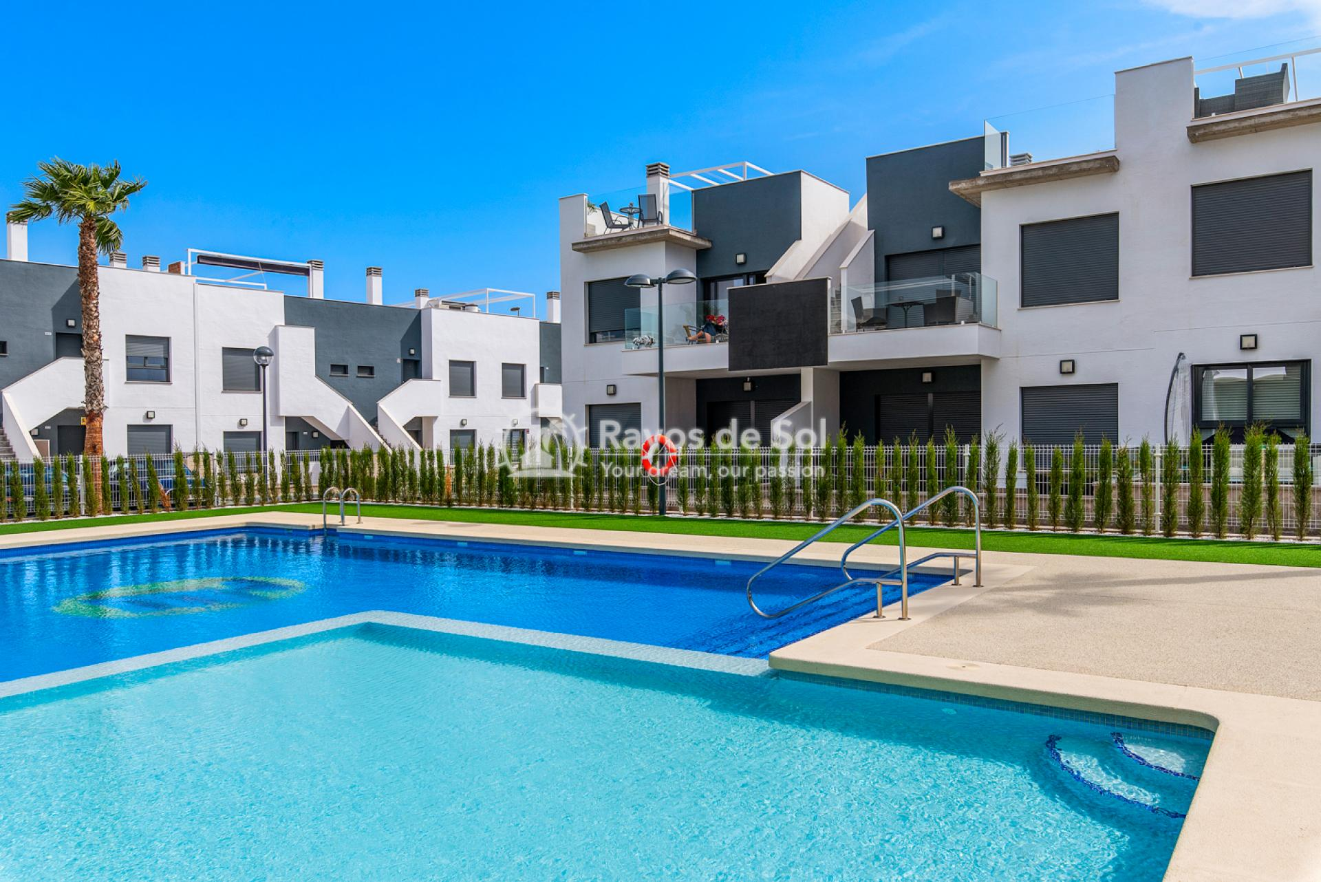 Ground Floor Apartment  in Pilar de la Horadada, Costa Blanca (lamar6-gf) - 19