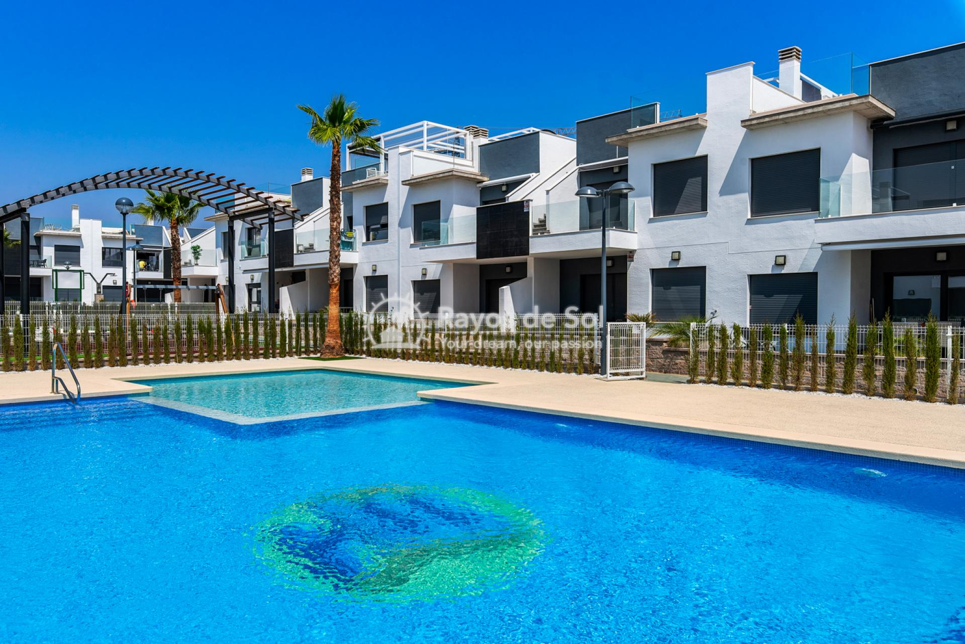Ground Floor Apartment  in Pilar de la Horadada, Costa Blanca (lamar6-gf) - 1