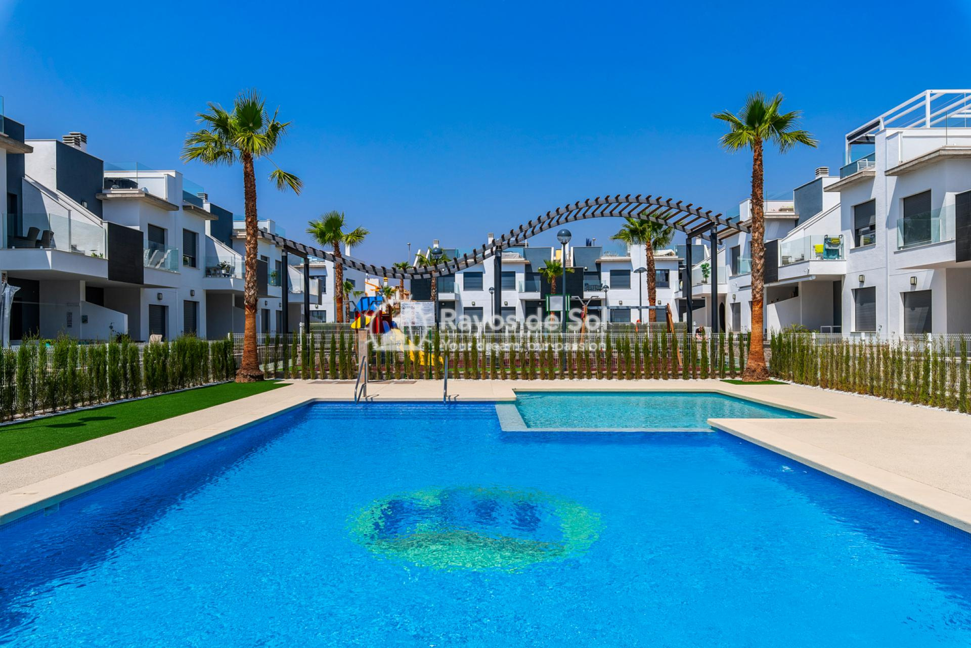 Ground Floor Apartment  in Pilar de la Horadada, Costa Blanca (lamar6-gf) - 20