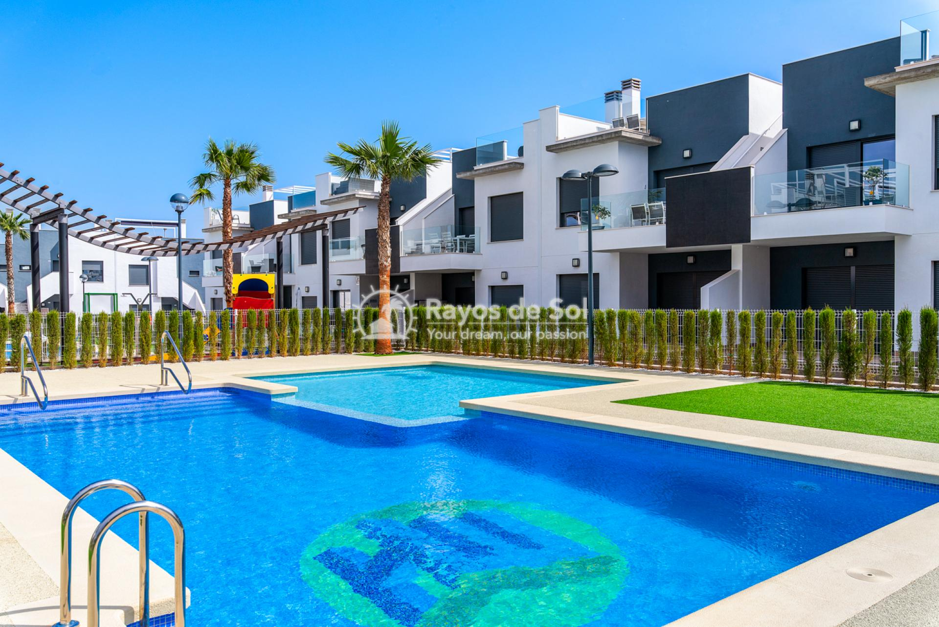 Ground Floor Apartment  in Pilar de la Horadada, Costa Blanca (lamar6-gf) - 22