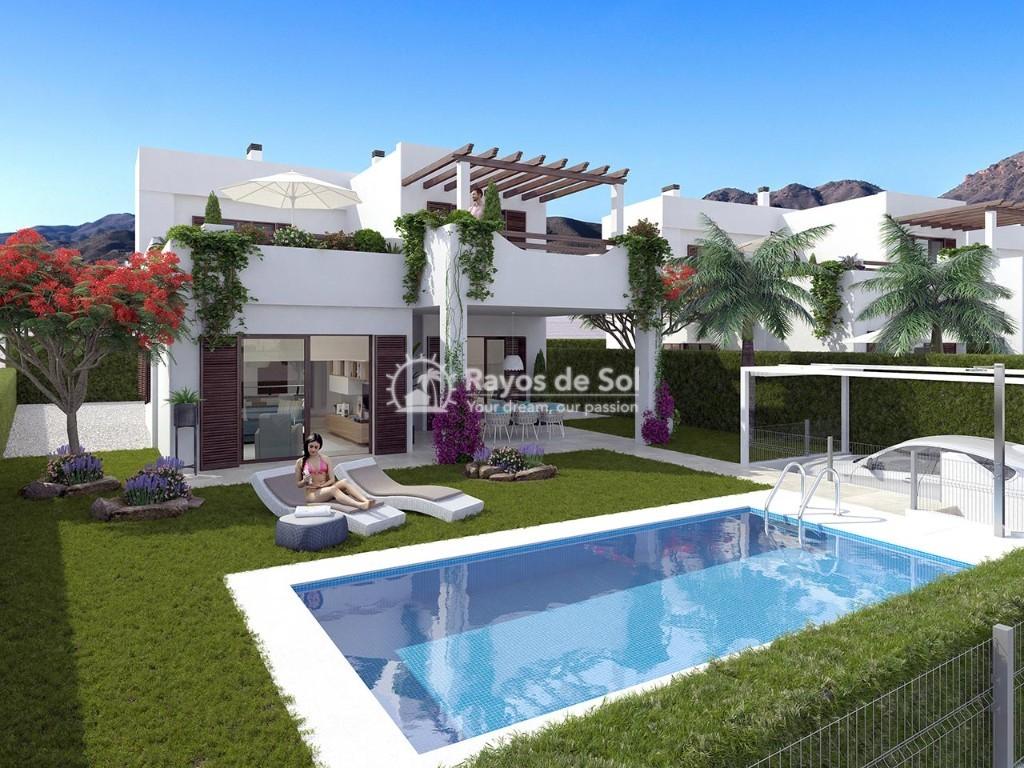 Villa  in San Juan de los Terreros, Costa Almería (villaspulpi-3d) - 1
