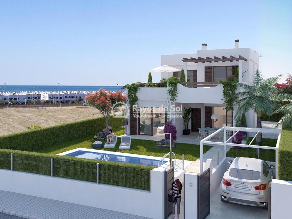 Villa  in San Juan de los Terreros, Costa Almería (villaspulpi-3d) - 2