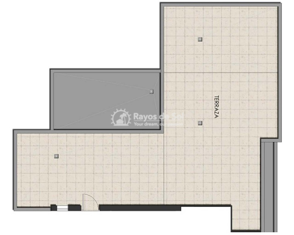 Penthouse  in Polop, Costa Blanca (dbenitopolop-tf-3d) - 15