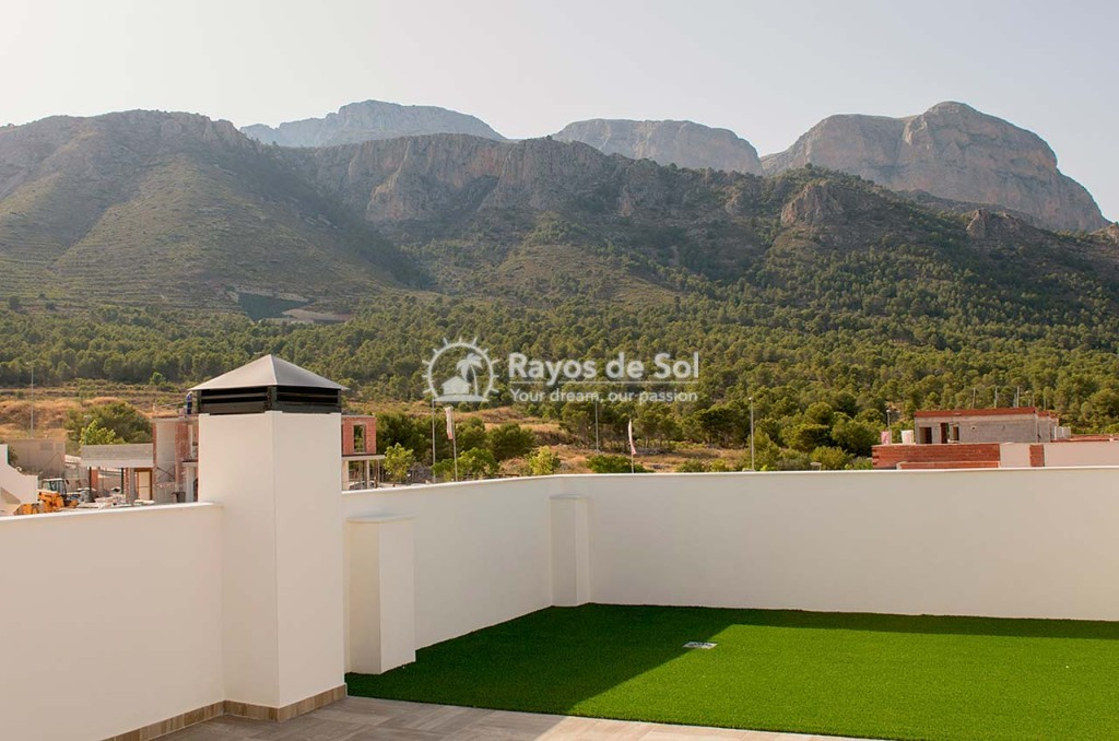 Penthouse  in Polop, Costa Blanca (dbenitopolop-tf-3d) - 30