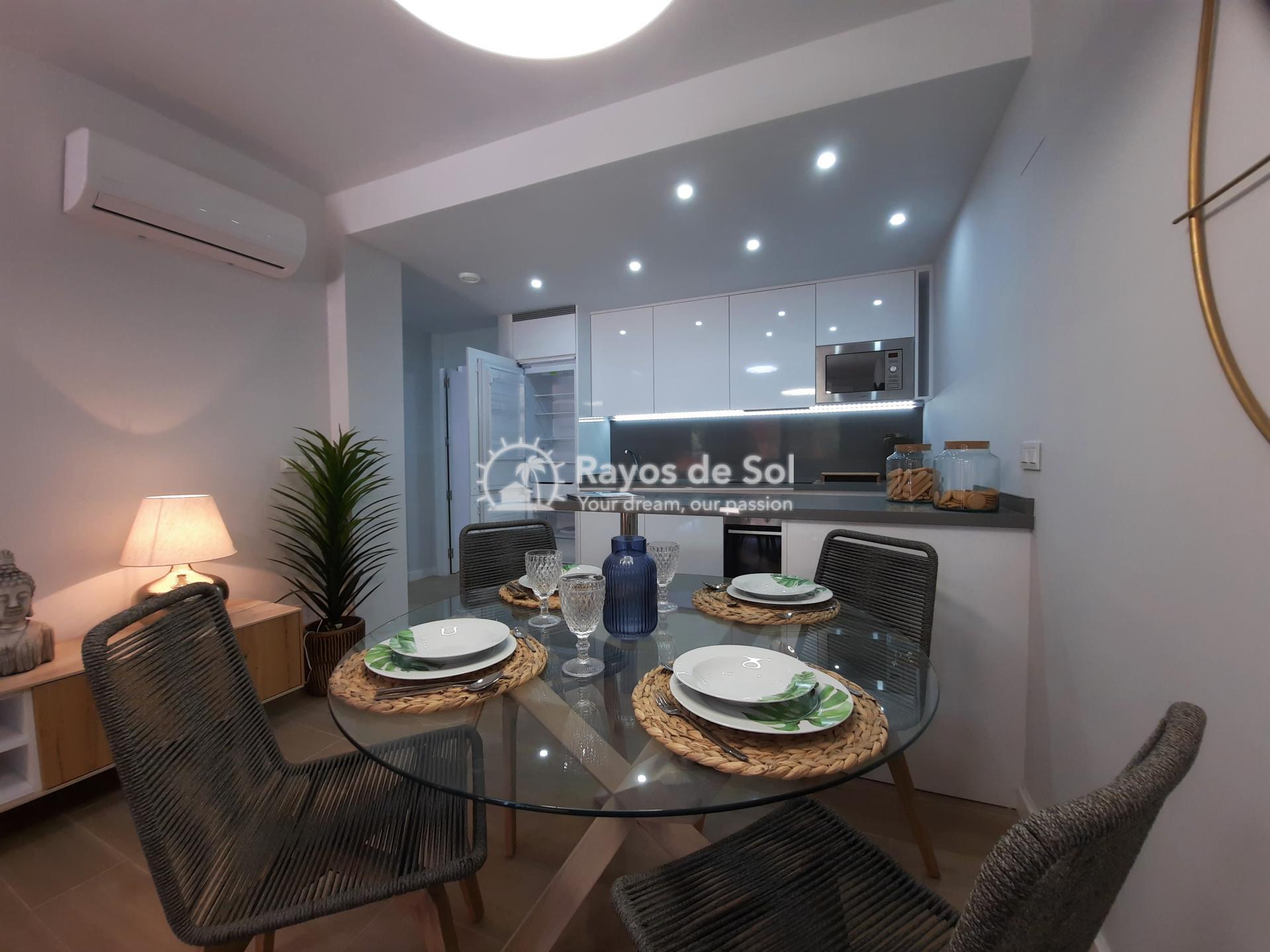 Apartment  in Orihuela Costa, Costa Blanca (palapag) - 4