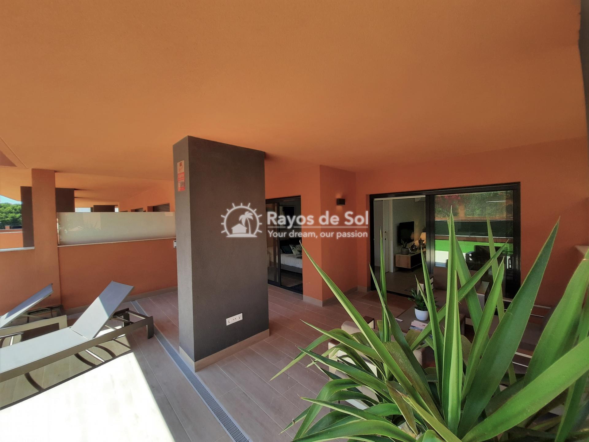 Apartment  in Orihuela Costa, Costa Blanca (palapag) - 16
