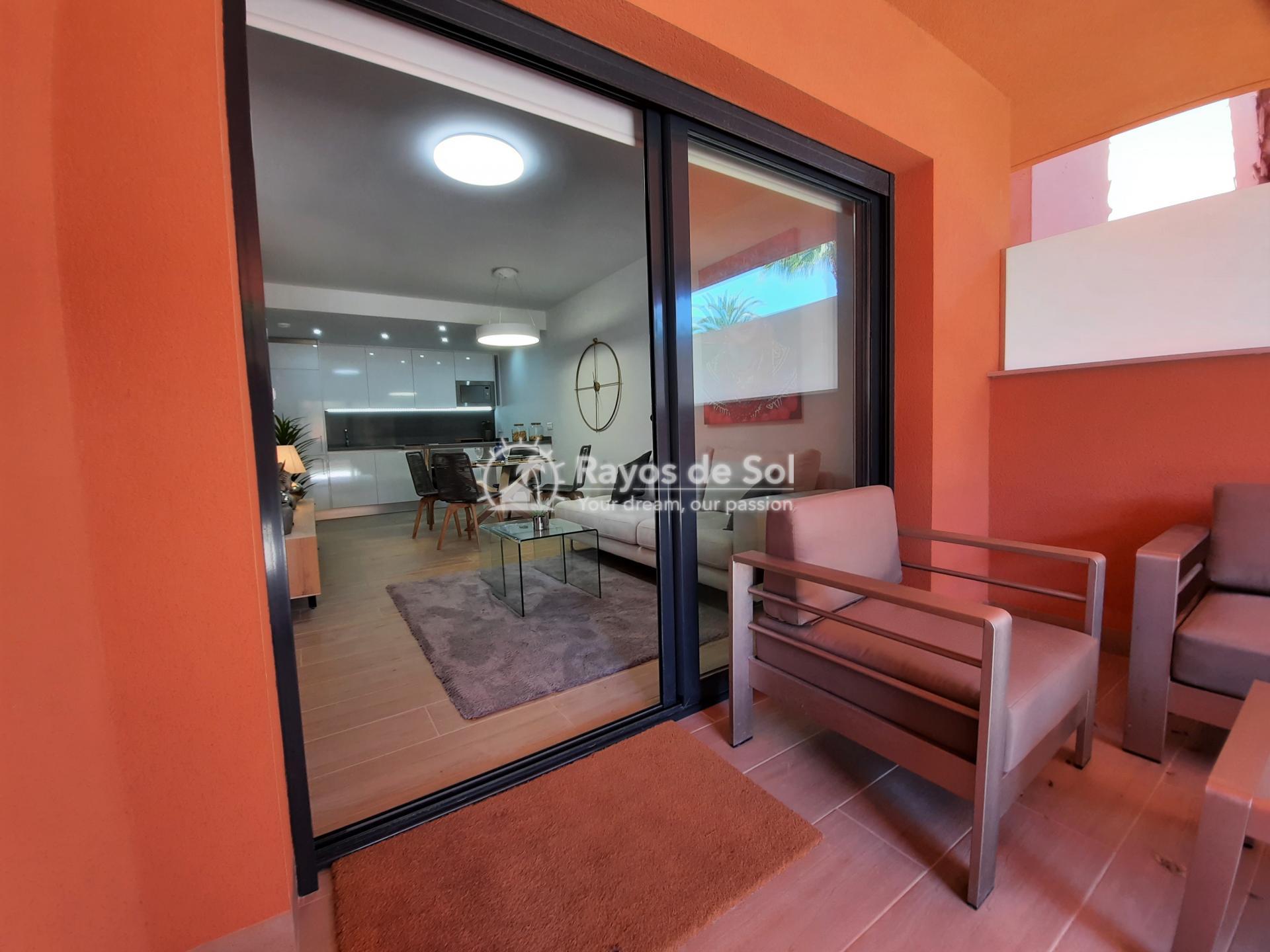 Apartment  in Orihuela Costa, Costa Blanca (palapag) - 17