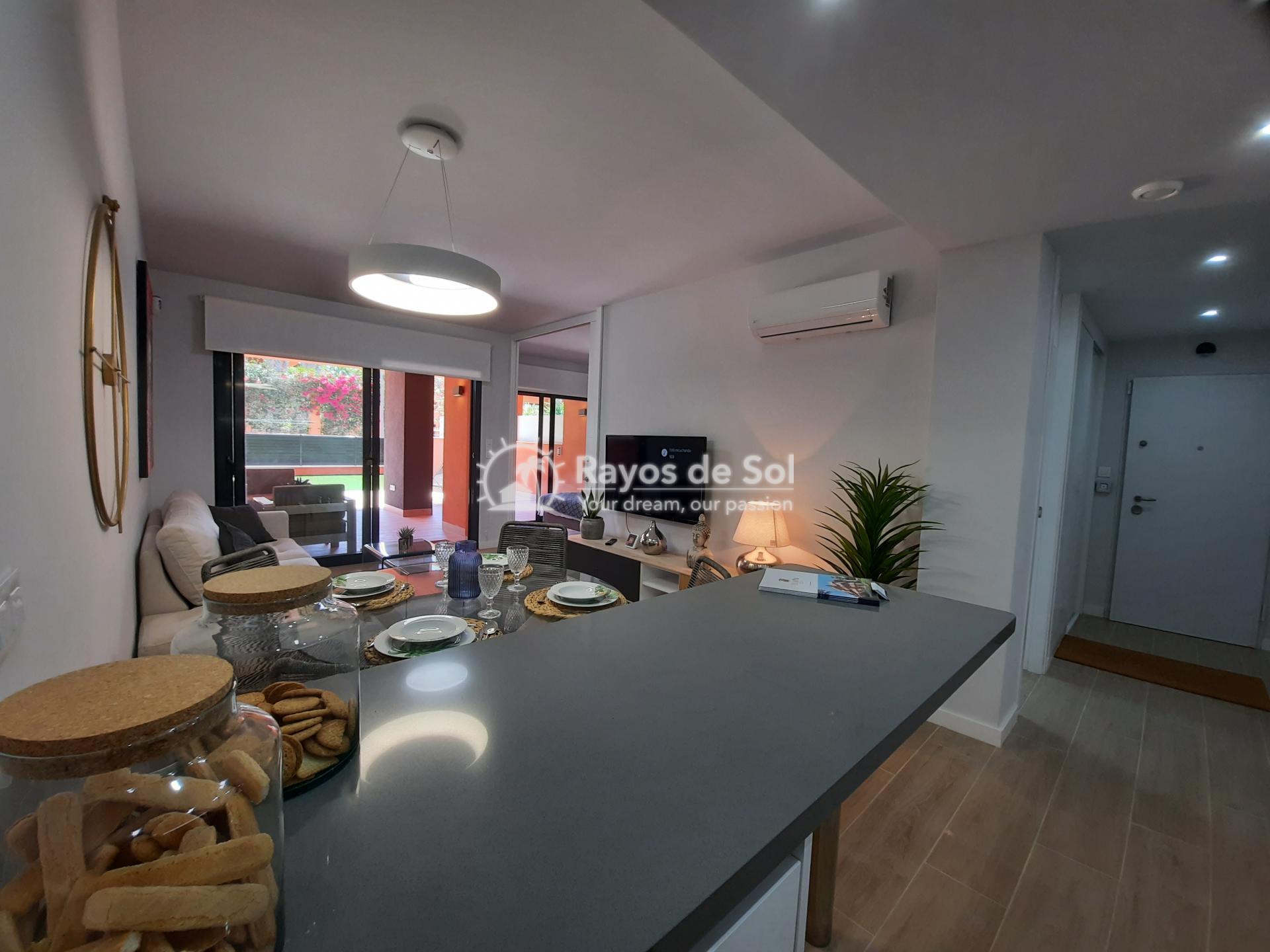 Apartment  in Orihuela Costa, Costa Blanca (palapag) - 7