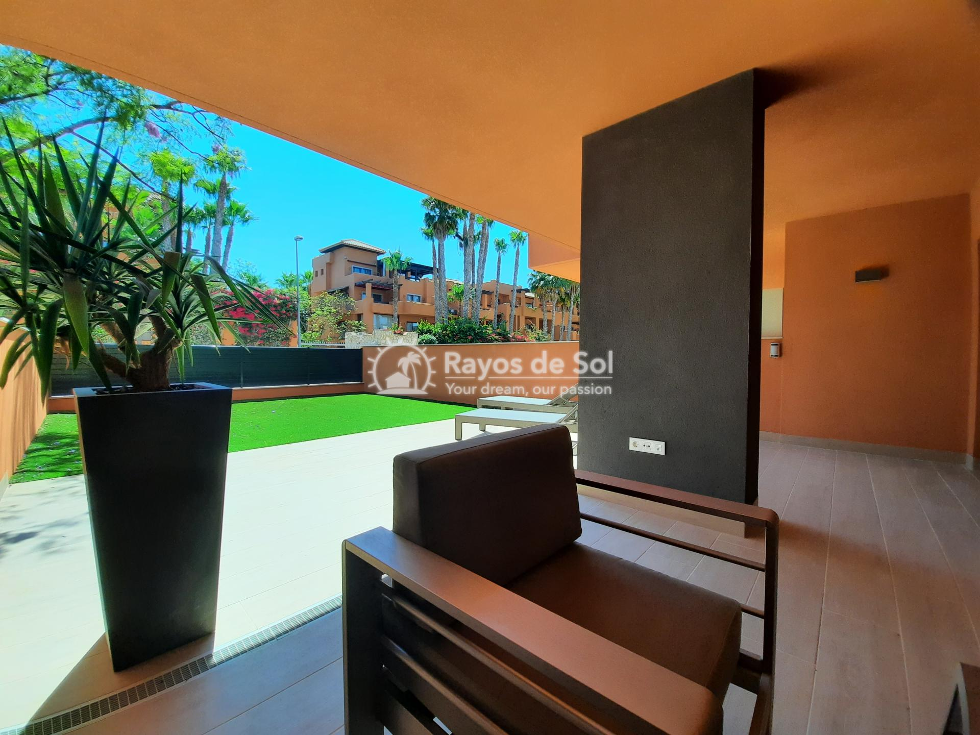 Apartment  in Orihuela Costa, Costa Blanca (palapag) - 18