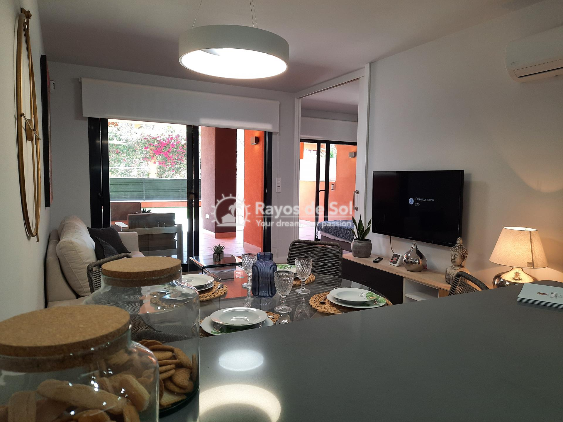 Apartment  in Orihuela Costa, Costa Blanca (palapag) - 8