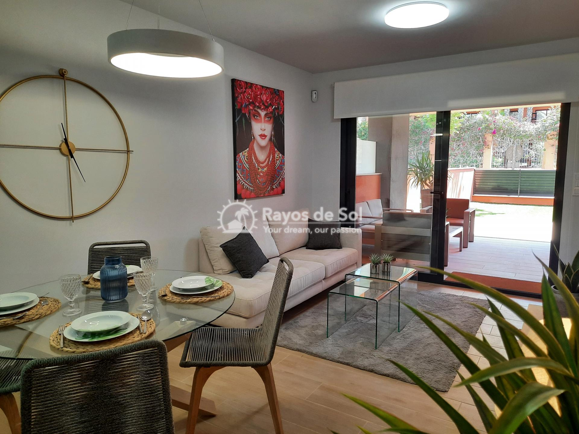 Apartment  in Orihuela Costa, Costa Blanca (palapag) - 2