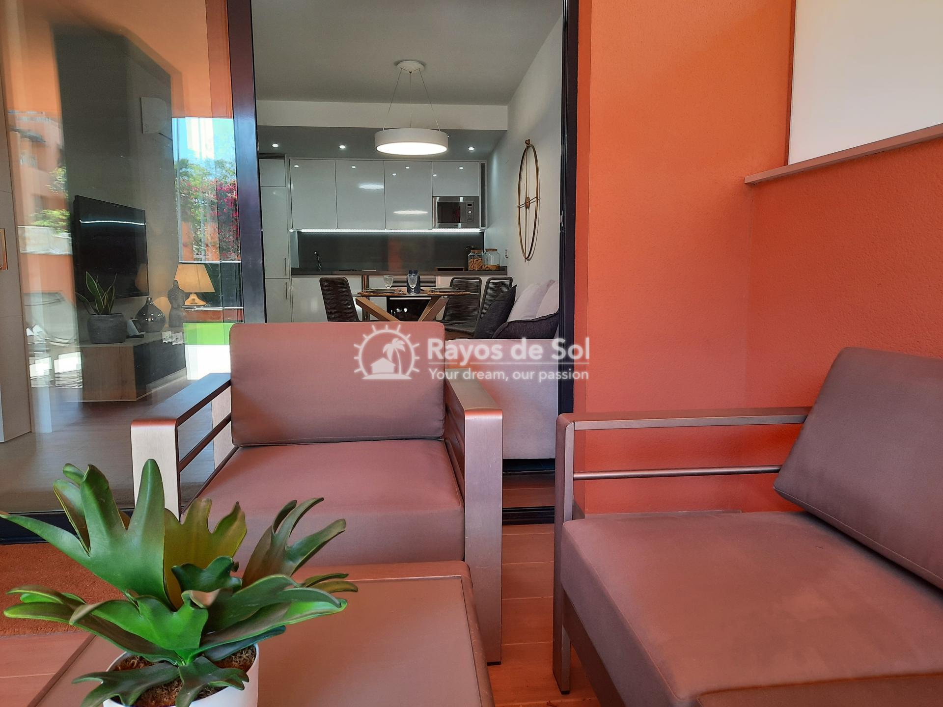 Apartment  in Orihuela Costa, Costa Blanca (palapag) - 19