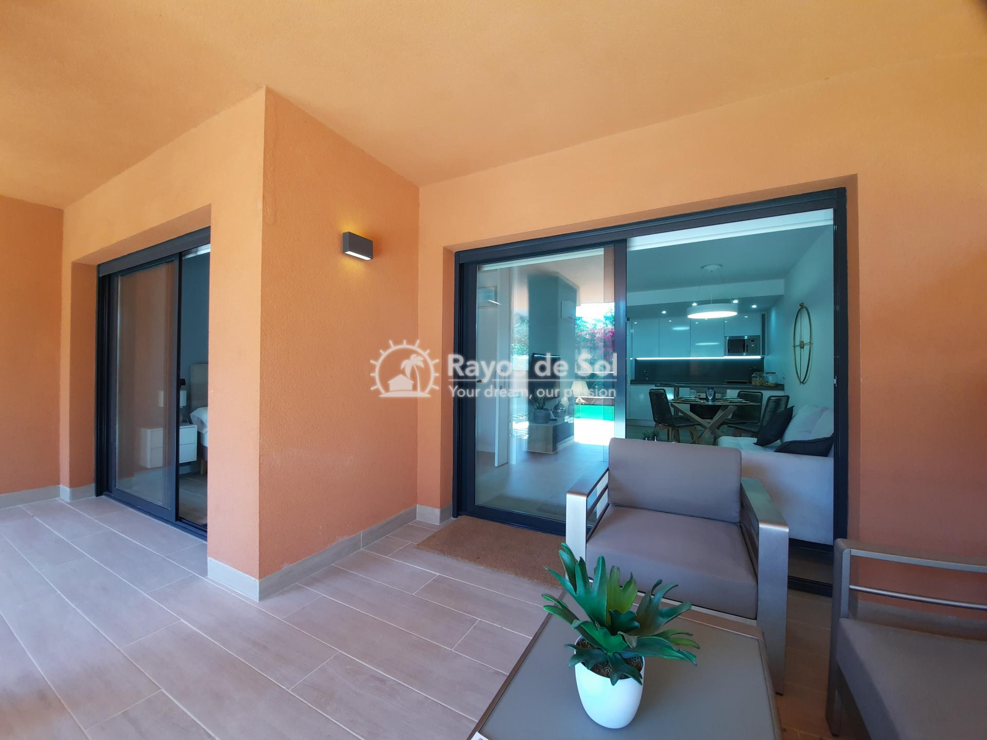 Apartment  in Orihuela Costa, Costa Blanca (palapag) - 15